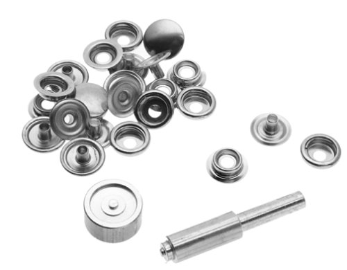 Lord & Hodge 1100 Snap Fastener Kit - Snap Grommets