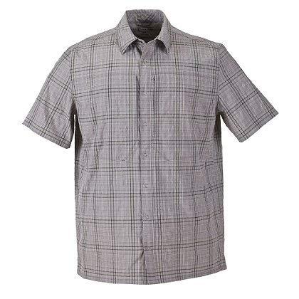 5.11 Tactical Performance Covert Shirt - Coastline Plaid, Medium