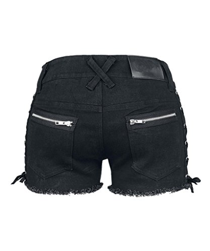 Dressation - Pantalón corto - boyfriend - Básico - para mujer