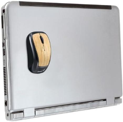 Genius Navigator 905 Bamboo Wireless BlueEye Notebook Mouse