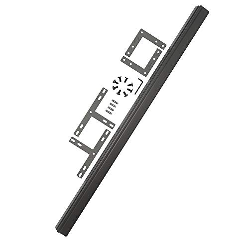 Bush Business Furniture ProPanels - 2 way or 3 way Connector (for 66H Panels) in Slate (Slate Kit Furniture Bush Office)