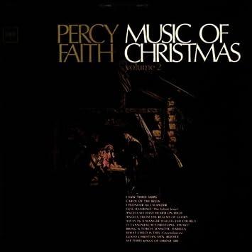 Percy Faith - Music of Christmas, Volume 2 - Amazon.com Music