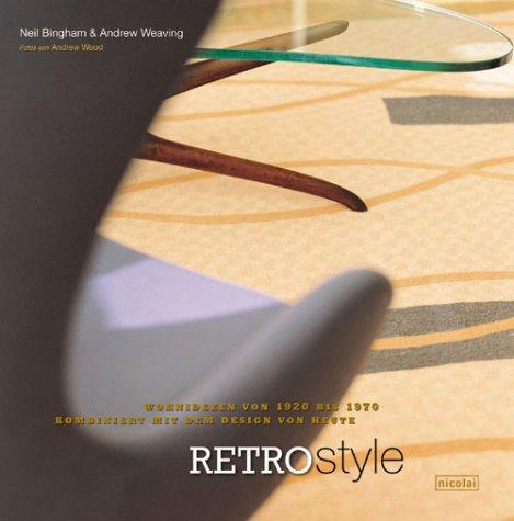 Retro Style: Wohnideen von 1920 bis 1970 kombiniert mit dem Design von heute