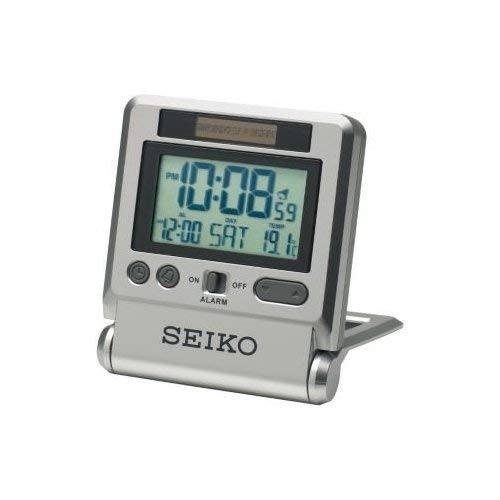 LCD Travel Alarm Clock (224965955)