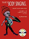 The Art of Body Singing, Breck Alan, 0970538227
