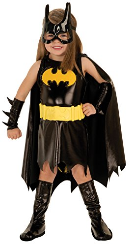 BESTPR1CE Toddler Halloween Costume- Batgirl Toddler Costume 2T-4T