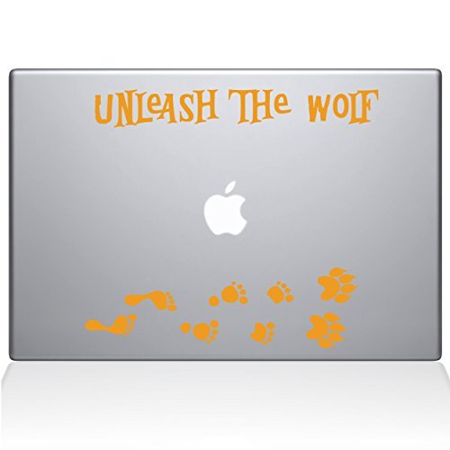 超人気 The Decal The Guru Unleash The Werewolf Werewolf Macbook Decal Vinyl B0788DKV2P Sticker - 13 Macbook Pro (2016 & newer) - Yellow (1243-MAC-13X-SY) [並行輸入品] B0788DKV2P, さのめん:94c5973a --- svecha37.ru