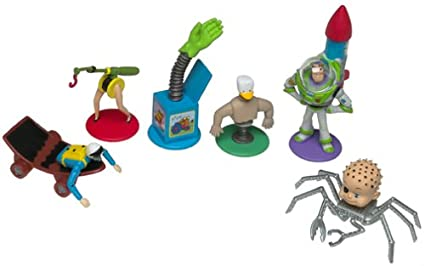 Amazon Com Toy Story And Beyond Sid S Room Hand In The Box