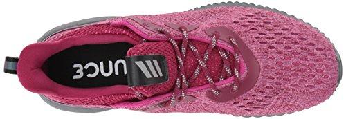 Adidas Originals Vrouwen Alphabounce Em W Loopschoen Mysterie Ruby / Bahia Magenta / Grijs Vijf