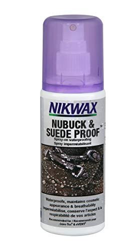 Nikwax Nubuck & Suede Proof Spray-On - Leather Nubuck Shoes