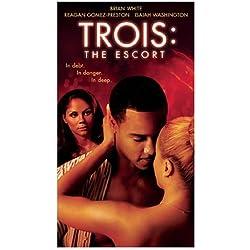 Trois: The Escort [VHS]