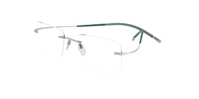 7a55ff82fb1f Amazon.com: Eyeglasses Silhouette TMA Icon (7581) 6060 0/21/160 3 piece  frame chassis: Clothing