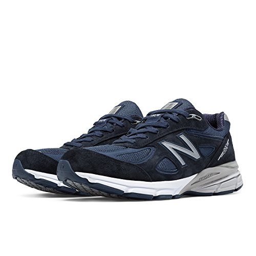 Nuovo Equilibrio M990-gl4-d Running Mens Navy