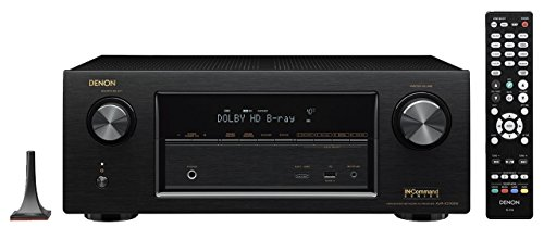 Best price for Denon AVR-X3100W 7.2 Channel Full 4K Ultra HD A/V Receiver with Bluetooth and Wi-Fi + Klipsch HDT-600 Home Theater System Bundle
