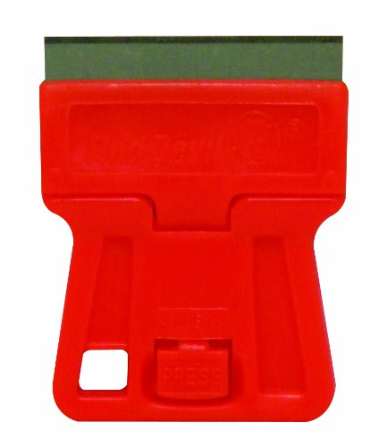 Red Devil 3224 Mini Glass Scraper
