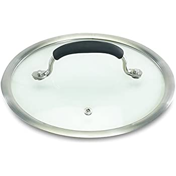 Nordic Ware 11208 Tempered Glass Lid, 8