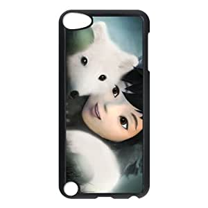 iPod Touch 5 Case Black Never Alone Kisima Ingitchuna JNR2228389