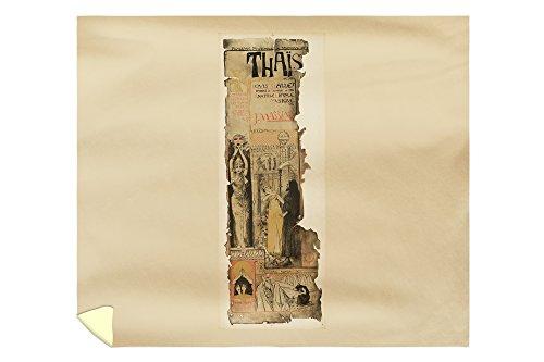 Thais Vintage Poster (artist: Orazi) France c. 1894 (88x104 King Microfiber Duvet Cover) by Lantern Press