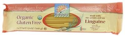 Bionaturae Linguine Gluten Free Pasta, 12-Ounce (Pack of 4)
