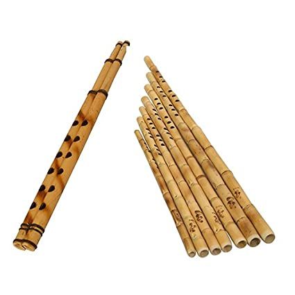 Amazon com: Middle Eastern Flute Pack - Egyptian Nay Flutes