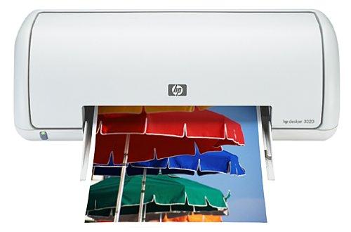 HP Deskjet 3320 Color Inkjet Printer (3320 Hp)