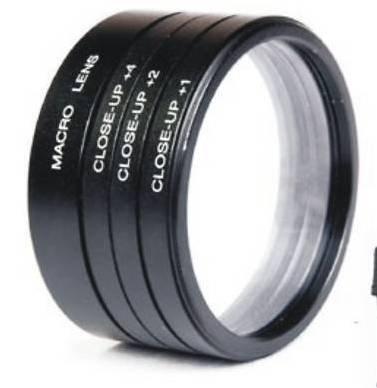 SPE 58mm Lens Filter Kit for Canon EOS EF