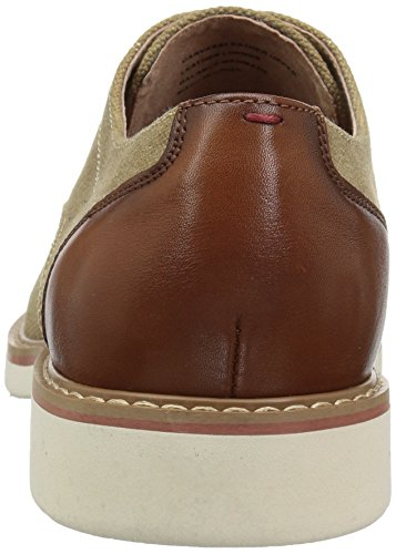 Florsheim Mens Unificare Plain Toe Oxford Khaki