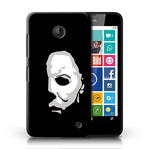 ver for Nokia Lumia 635 / Michael Myers Inspired Art Design/Horror Movie Art Collection ()