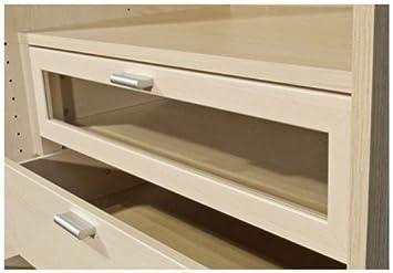 Innenschubkasten Arte-M 73,3 cm - mit 1 Schublade für Kleiderschrank ...
