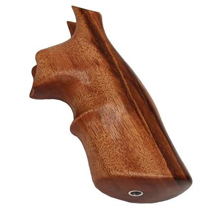 Amazon.com: Hogue 25252 madera agarre Goncalo Alves, S & W N ...