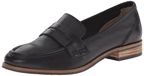 Seychelles Flat Ballet Eye Women's Leather Black Tigers HqwafRg