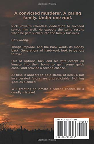 Last Second Chance: A Christian Suspense Novel: Robert Goluba