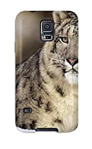 Chris Mowry Miller's Shop New Premium Case Cover For Galaxy S5/ Snow Leopard Pictures Protective Case Cover 6626122K51057246