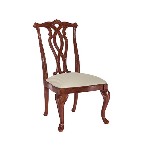 (Cherry Grove Pierced Back Side Chair [Set of)