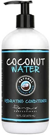 Renpure Coconut Water Hydrating Conditioner, 16 Ounces