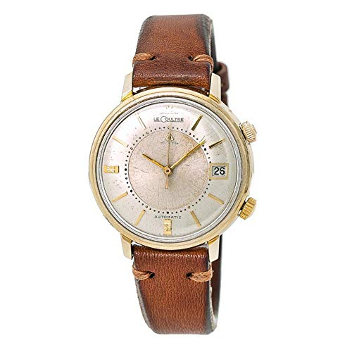 Jaeger LeCoultre Memovox Swiss-Automatic Male Watch Unknown (Certified Pre-Owned) ()