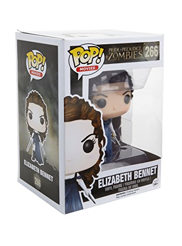 Funko POP Movies: Pride, Prejudice & Zombies Elizabeth Bennet Action Figure