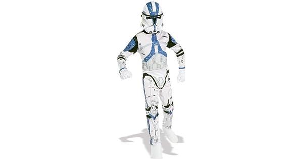 Amazon.com: Disfraz de Clone Trooper – Estándar – Pecho ...