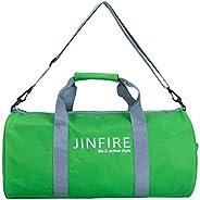 JINFIRE Sports Bag Men and Women Weekend Work Bag Luggage Bag Deodorant Small Luggage Bag Gym Luggage Bag Hand