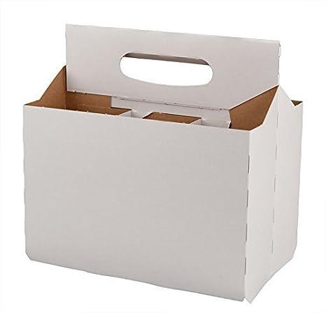 Cardboard 6 Pack Carrier