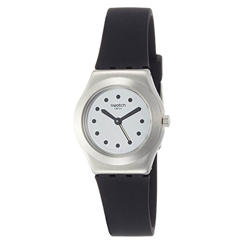 Swatch CITE COOL Ladies Silicone Strap Watch YSS306