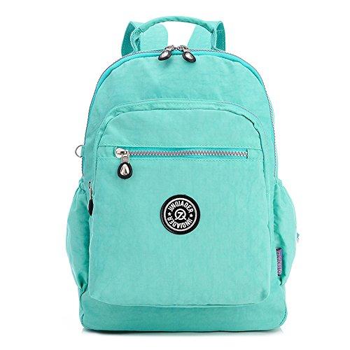 3d4599ccb08c GuiShi(TM) Women Girls Casual Nylon Backpack Purse Travel Work College  School Bag - Buy Online in UAE.