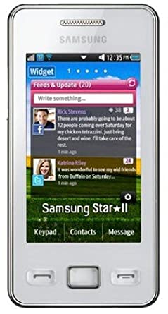 samsung gt s5260 cellphone gsm unlocked phone international rh amazon ca Samsung Refrigerator Manual Samsung Rugby