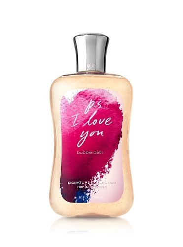 Bath & Body Works P.S. I Love You Bubble Bath 10 oz. DISCONT