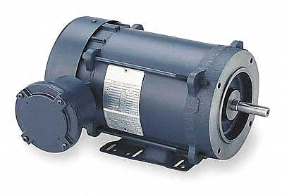 - Marathon Motors 1/3 HP Hazardous Location Motor,Capacitor-Start,1725 Nameplate RPM,115/208-230 Voltage,Frame 56C