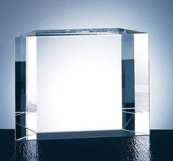Optical Crystal Block Award - Small (Optical Crystal Block)