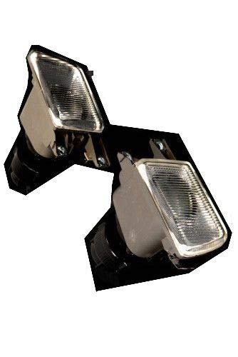 ORMAX Proyector luces antiniebla (Stock estilo) para Volkswagen ...