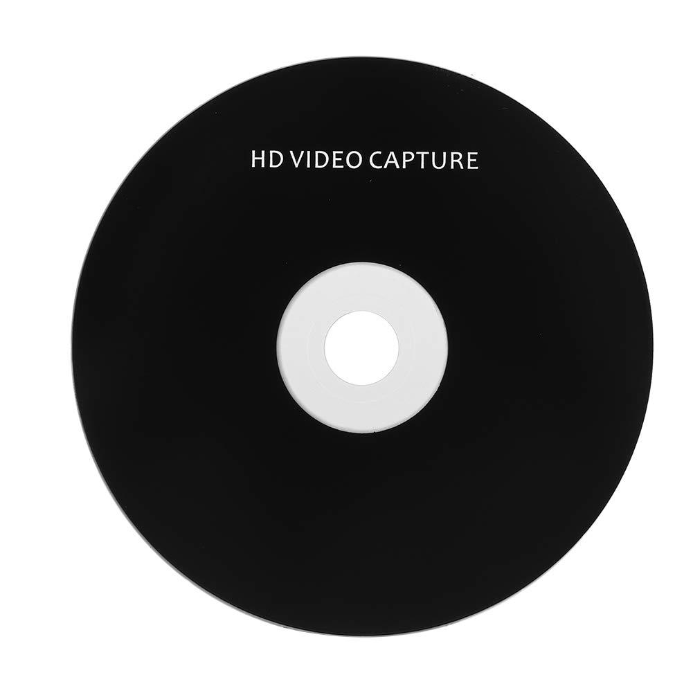 Tonysa Scheda di acquisizione Video HD Uscita 1080P 60FPS // Ingresso 4K 30P PCI-E Scheda di acquisizione Video HDMI per Formazione a Distanza videoconferenza Video in Diretta ECC