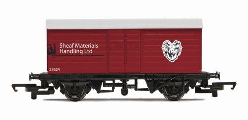 Hornby R6474 00 Gauge LWB Box Van Railroad Rolling Stock