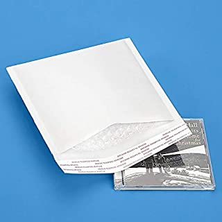 product image for Uline CD/DVD Bubble Mailer (12)